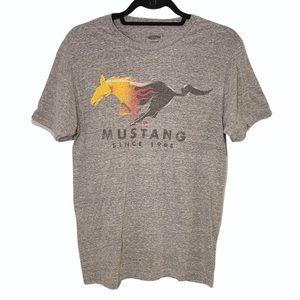 Ford Mustang Mens Short Sleeve Shirt